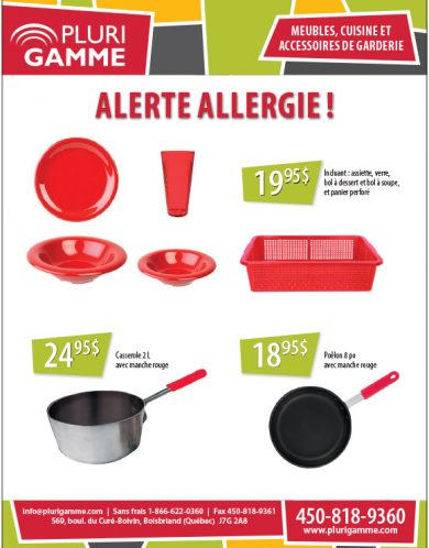 promo Allergie